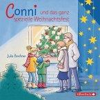 Conni und das ganz spezielle Weihnachtsfest / Conni Erzählbände Bd.10 (1 Audio-CD)