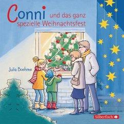 Conni und das ganz spezielle Weihnachtsfest / Conni Erzählbände Bd.10 (1 Audio-CD) - Boehme, Julia; Schneider, Liane
