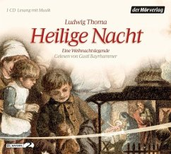 Heilige Nacht, 1 Audio-CD - Thoma, Ludwig