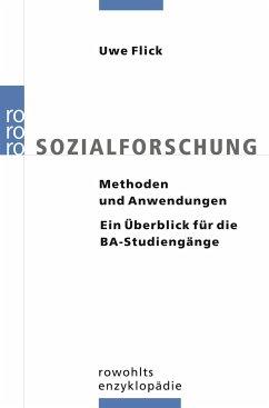 Sozialforschung - Flick, Uwe