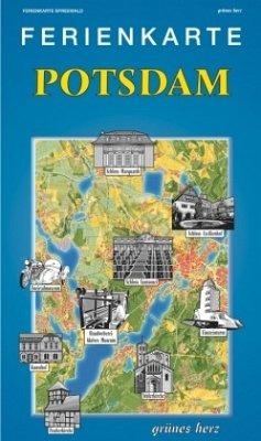 Ferienkarte Potsdam