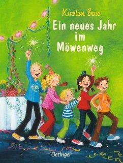 Ein neues Jahr im Möwenweg / Möwenweg Bd.5 - Boie, Kirsten