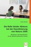Die Rolle lokaler Akteure bei der Koordinierung von Natura 2000