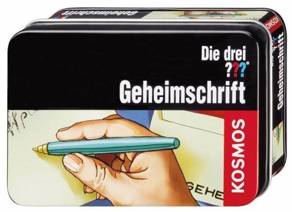 Kosmos 631925 Tatort im UV-Licht Detektiv-Set Spielzeug Die drei ??