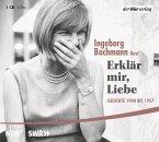 Erklär mir, Liebe, Audio-CD
