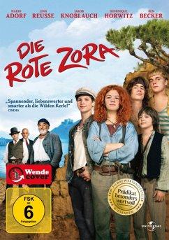 Die Rote Zora - Linn Reusse,Mario Adorf,Ben Becker