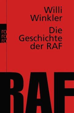 Die Geschichte der RAF - Winkler, Willi