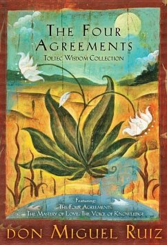 The Four Agreements Toltec Wisdom Collection: 3-Book Boxed Set - Ruiz, Don Miguel