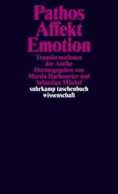 Pathos, Affekt, Emotion
