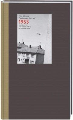 Tagebuch aus dem Jahr 1955 - Schmidt, Alice
