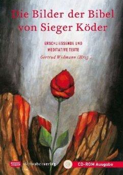 Die Bilder der Bibel von Sieger Köder, 1 CD-ROM