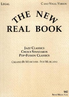 The New Real Book, C and Vocal Version