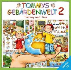 Tommys Gebärdenwelt V3.0. Tl.2, CD-ROM