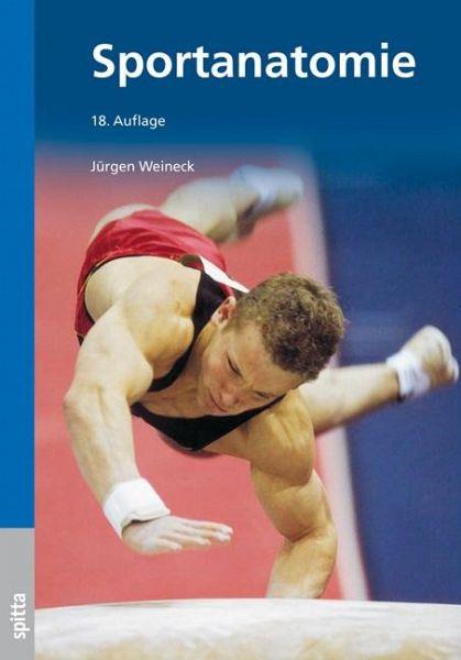Sportanatomie - Weineck, Jürgen