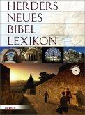 Herders neues Bibellexikon, m. CD-ROM