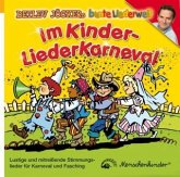 Im KinderLiederKarneval, Audio-CD