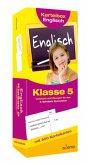 Karteibox Englisch, Klasse 5