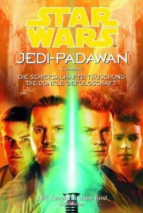 Buch-Reihe Star Wars - Jedi-Padawan Sammelband