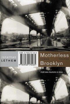 Motherless Brooklyn - Lethem, Jonathan