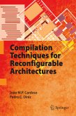Compilation Techniques for Reconfigurable Architectures