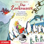 Das Zookonzert, Audio-CD