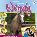 Wendy - Der Pferdedieb, 1 Audio-CD