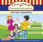 Omas schönste Fingerspiellieder, 1 Audio-CD