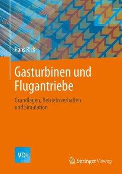 Gasturbinen und Flugantriebe