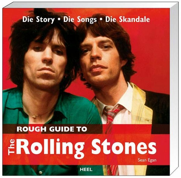 The Rolling Stones - Egan, Sean