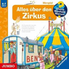 Alles über den Zirkus, 1 Audio-CD