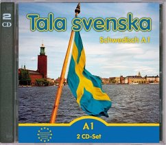 2 Audio-CDs A1 / Tala svenska, Neuausgabe - Guttke, Erbrou Olga