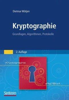Kryptographie - Wätjen, Dietmar