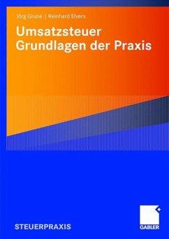 Umsatzsteuer - Grune, Jörg; Elvers, Reinhard