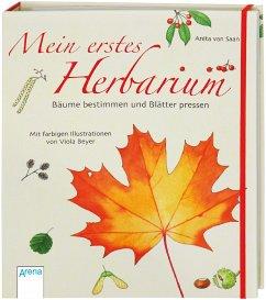 Mein erstes Herbarium - Bäume bestimmen und Blätter pressen - Saan, Anita van