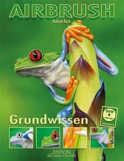 Airbrush Grundwissen - Kuck, Roland