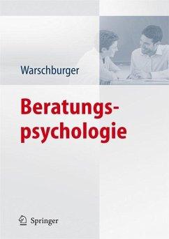 Beratungspsychologie - Warschburger, Petra (Hrsg.)