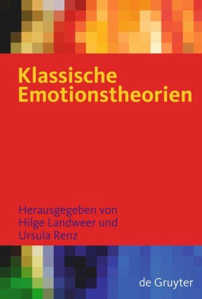 Klassische Emotionstheorien