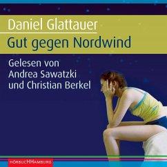 Gut gegen Nordwind, 4 Audio-CDs - Glattauer, Daniel