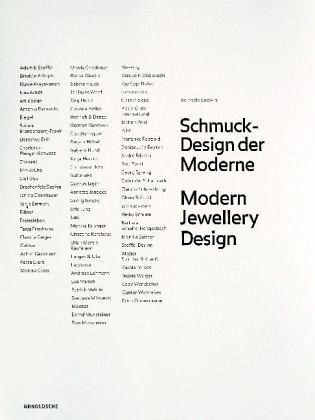 Schmuck-Design der Moderne - Ludwig, Reinhold