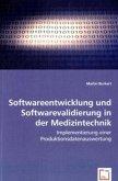 Softwareentwicklung und Softwarevalidierung in der Medizintechnik