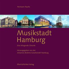 Musikstadt Hamburg, m. 7 Audio-CDs