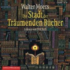 Die Stadt der Träumenden Bücher / Zamonien Bd.4 (Audio-CD) - Moers, Walter