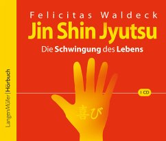 Jin Shin Jyutsu, 1 Audio-CD - Waldeck, Felicitas