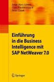 Einführung in die Business Intelligence mit SAP NetWeaver 7.0