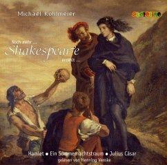 Noch mehr... Shakespeare erzählt..., 2 Audio-CDs