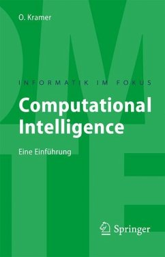 Computational Intelligence - Kramer, Oliver