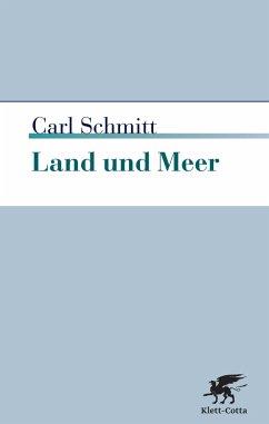 Land und Meer - Schmitt, Carl