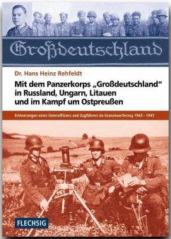Mit dem Panzerkorps