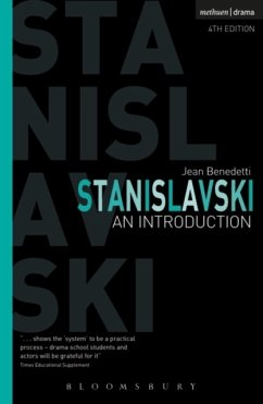 Stanislavski: An Introduction - Benedetti, Jean