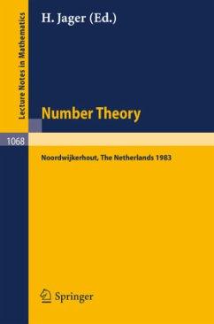Number Theory, Noordwijkerhout 1983